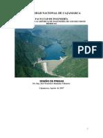 DISEÑO DE PRESAS Ing. Francisco Huamán Vidaurre.docx
