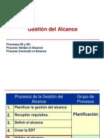 Gestion Del Alcance, Procesos 05 y 06