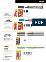 BIC Marking Catalogue 2019 South Africa