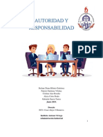 Autoridad y Responsabilidad