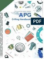 APG O-ring Catalog2010