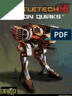 Battletech Desing Quirks 2 (WiP)