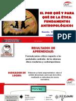Diapositivas - Fundamentación Antropológica de La Ética