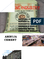Journal on Indian Cement Industry