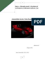 Sisteme Electrice Pentru Tractiune Si Automobile