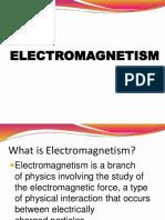 Electromagnetism (1)