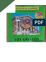 Detectives de La Historia 01 Los Griegos - Libro de Información