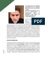 Gonzalo Bustillos Ramos. Dr.