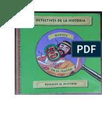 Detectives de La Historia 01 Los Griegos - Resuelve El Misterio en El Teatro