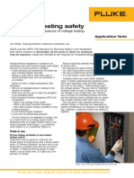 Fluke Electrical Testing Safety (3392477 6003 ENG C W)