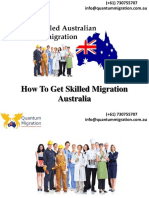 Select a Well skilled migration Australia Provider