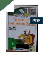 El Comisario Níkel 03 Vuelve El Comisario Níkel