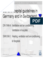 The New German Standard DIN 1946-4 Ventilation in Hospitals Teskon