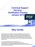 Tss Certification Process