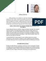 Jeffrey Dahmer Estudios FBI
