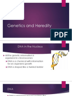Genetics and Heredity 2017