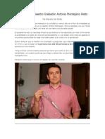 Biografía Antonio Montejano
