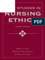 Case Studies in Nursing Ethics 4th ed. - S. Fry, et. al., (Jones and Bartlett, 2011) WW.pdf
