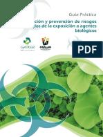 Evaluación y Prevención de Riesgos Derivados de La Exposición a Agentes Biológicos