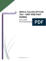 MCAT UHS Past Papers Unit Wise (2008-2016) - educatedzone.com.pdf