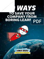 10 ways to save your company