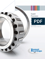 Gamet Precision Catalogue
