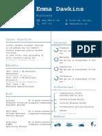 Free Basic Analyst Resume Template.docx