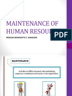 c5 p.2. Maintenance of Hr Pbcm
