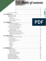 Projector Manual 5039[1]