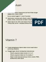 Biokimia (Vitamin)