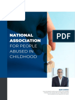 Introducing the National Association for People Abused in Childhood (NAPAC)