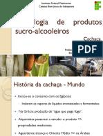 2019 - Aula 7 - Tecnologia de Produção de Cachaça