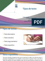 COE Tipos de Textos (1)