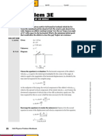 Angled Projectiles WS2 and Answers