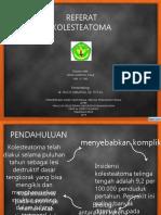 KOLESTATOMA PPT