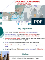 Indo-Pacific Overview (Malik)