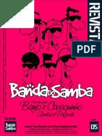 Revista Banda Do Samba Edição 05