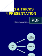 06. Tips and Tricks for Presentation