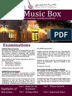 The Music Box - April 2015