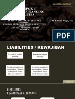 analisis laporan keuangan pendanaan