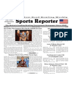 June 26 - July 2, 2019  Sports Reporter