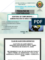 Administración Por Obra Directa-grupal Modelo