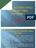 Uap Power Point Educar Para Prevenir