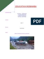 Deslaves e Inundación en Alluriquin