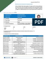 Msrdc Cv Format