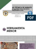 HERRAMIENTA-MENOR