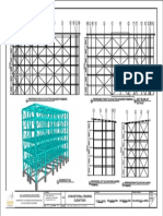 SAMPLE STEEL FRAMING ELEVATION