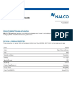 PB NALCO7330CoolingWaterTreatmentBiocide