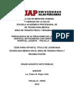 TESIS-ALTERACIONES DE LA LORDOSIS CERVICAL EN CERVICALGIA - Cesar Asto.docx