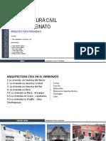 Ppt Final- Arquitectura Civil
